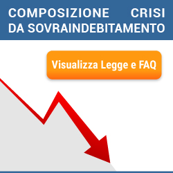 Vai al Portale dei creditori